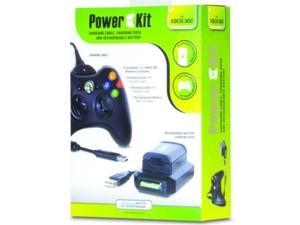 XBOX360 PowerKit Cable, Dock and Battery - DG3601708