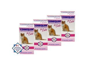 Nutramax Laboratories 015NM-CAT80-4PK Cosequin For Cats