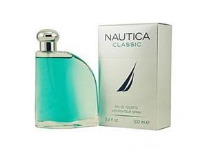 Nautica Classic Eau De Toilette Spray For Men - 3.4 Oz.