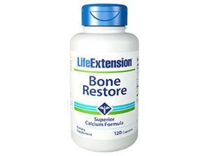 Life Extension 1726 Bone Restore, 120 Capsules