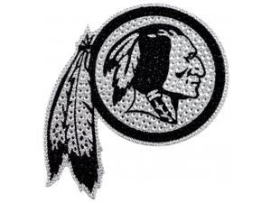 Washington Redskins Rhinestone Bling Auto Emblem