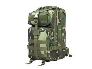 NcSTAR CBSWC2949 Vism By Ncstar Small Backpack-Woodland Camo