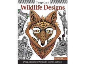 Design Originals DO-5562 Wildlife Designs Coloring Book