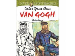 Dover DOV-77950 Dover Publications-Dover Masterworks: Van Gogh Paintings
