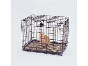 Precision Pet 1910-3 Rabbit Resort - Large - 37 x 18 x 21 Inch