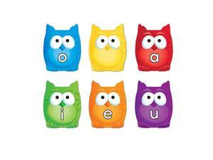 Learning Resources LER5459 Magnetic Vowel Owls
