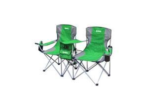 GigaTent SBS 003 Side By Side Chair, Green