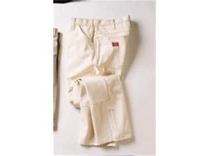Dickies 2053NT 34 30 Mens Double Knee Painters Natural Pant, 34 - 30