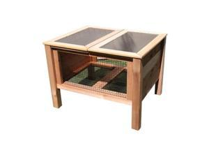 Gronomics RH 36-45 Rabbit Hutch 36x45x32