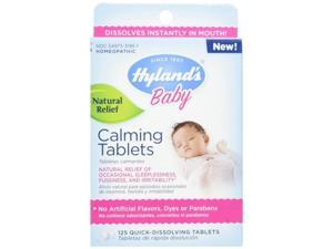 Frontier Natural Products 228932 Baby Calming 125 Tablets