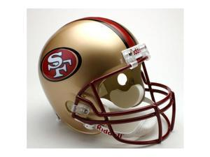 San Francisco 49ers 1996-2008 Throwback Deluxe Replica Helmet