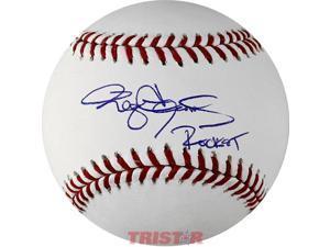 TRISTAR Roger Clemens Autographed ML Baseball Inscribed Rocket