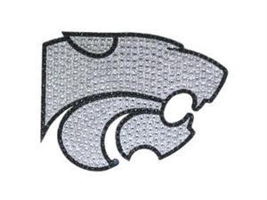 Kansas State Wildcats Bling Auto Emblem