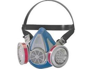 Msa Safety Works Respirator Toxic Dust Hlf Mask 817671