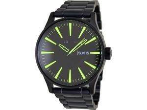 A3561256-00 Nixon The Sentry Mens Watch