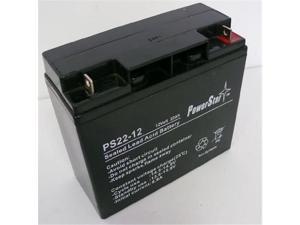 PowerStar PS12-22-202 Apc Smart-Ups 750Xl 12V 18Ah Ups Battery, 3 Year Warranty