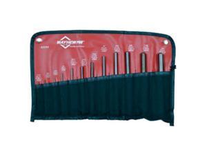 Mayhew Tools  MAY-62254 12-K Pilot Punch Kit  12-Piece