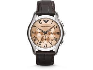 AR1785 Emporio Armani Classic Leather Chronograph Mens Watch