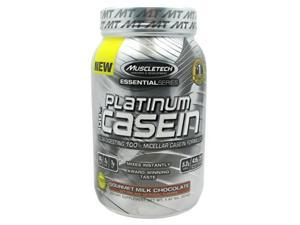 Muscletech 800511 Essential Series 100 Percent Platinum Casein Milk Chocolate