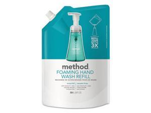 Method Products 01366 Foaming Hand Wash, Waterfall - 28 oz.