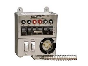 Reliance Controls 30216A 6 Circuit Transfer Switch