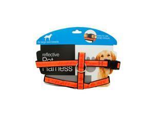 Bulk Buys OD950-12 Reflective Pet Harness