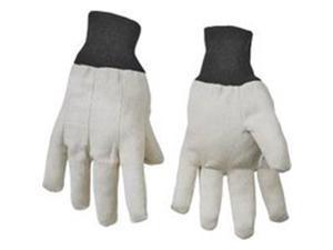 Custom Leathercraft 2004 Glove Canvas With Knit Wrist, 1
