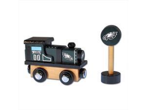 PPW Toys NFL Wood Train Engine - Philadelphia Eagles
