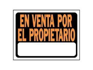 Hy-Ko Products 3112 8.5 x 12 in. En Venta Sign, Pack Of 10