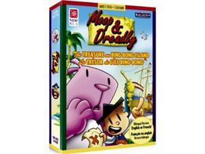 Kutoka KUMOOPBIL Moop and Dreadly - The Treasure of Bing-Bong Island - Bilingual EN-FR