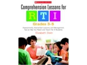 Scholastic Comprehension Lessons For Rti