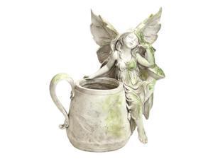 Exhart 30067 15 in. Fairy Pot - Standing Beside