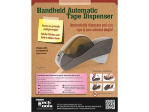 Princess International PI-5159 Handheld Automatic Tape Dispenser