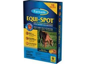 Farnam Companies 554165 Equi Spot Spot-On Fly Control For Horses Stable Pk