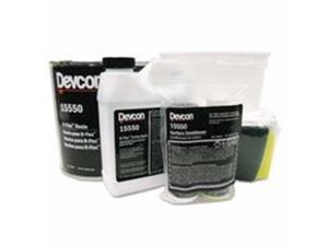 Devcon 230-15550 R-Flex Belt Repair Kits, 4 Lb. Kit, Black
