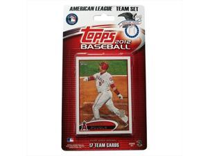 Topps 2012 Topps Team Sets - 2012 All Star Set - American League