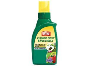 Ortho 0349010 Flower & Fruit & Vegetable Insect Killer Concentrate, 32 oz.