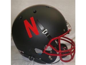 Nebraska Cornhuskers Schutt Full Size Replica Helmet - Alternate 2015