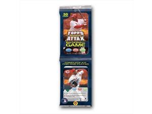 Topps 2011 Attax MLB Card Game Value Pack