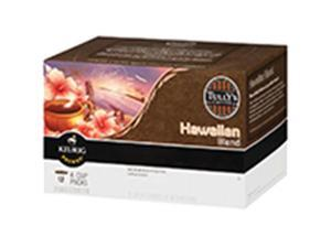 Frontier Natural Products 226810 Green Mountain Coffee Roasters Gourmet Single Cup Coffee Hawaiian Blend TullyS 12 K-Cups