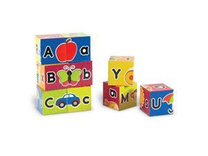 Learning Resources LER7720 Alphabet Puzzle Blocks
