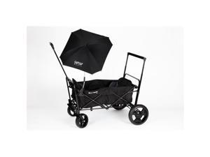 Go-Go Babyz WGNUM Wagon Stroller Umbrella, Black