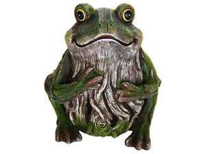 Exhart 10828 Solar Woodland Frog