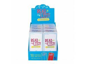Educational Insights 2876 Read My List Party Game 8 Units