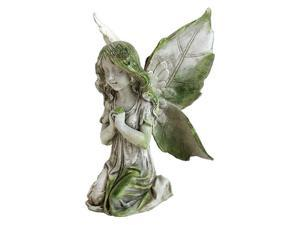 Exhart 30065 12 in. Praying Fairy Statue