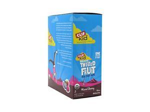 Clif Bar 188367 Clif Bar Kid Zfruit - Organic Mix Berry - Case of 18 - .7 oz