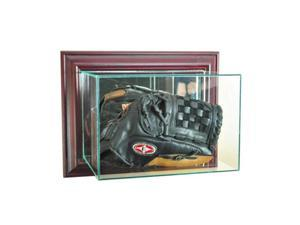 Perfect Cases WMGLV-C Wall Mounted Glove Display Case, Cherry