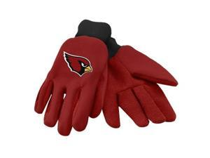 Forever Collectibles 74222 Arizona Cardinals Colored Palm Sport Utility Gloves
