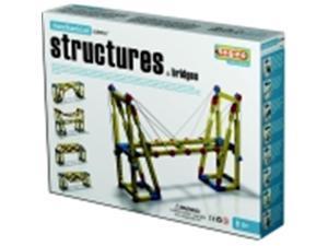 Engino Structure & Bridge Building Set