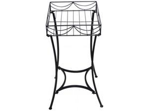 Creative Motion 13541 Knock Down Construction Wire Planter Stand